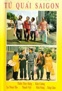 Poster phim Tứ quái Sài Gòn